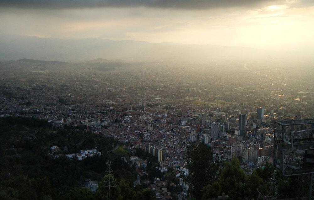 Bogota sunset 10-4-12.jpg