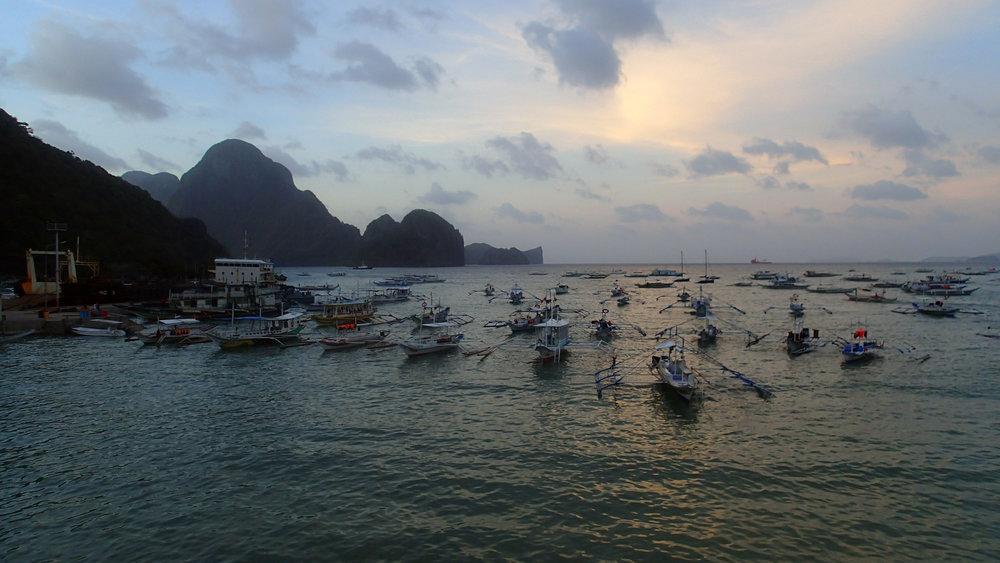sunset from Nido Bay.jpg