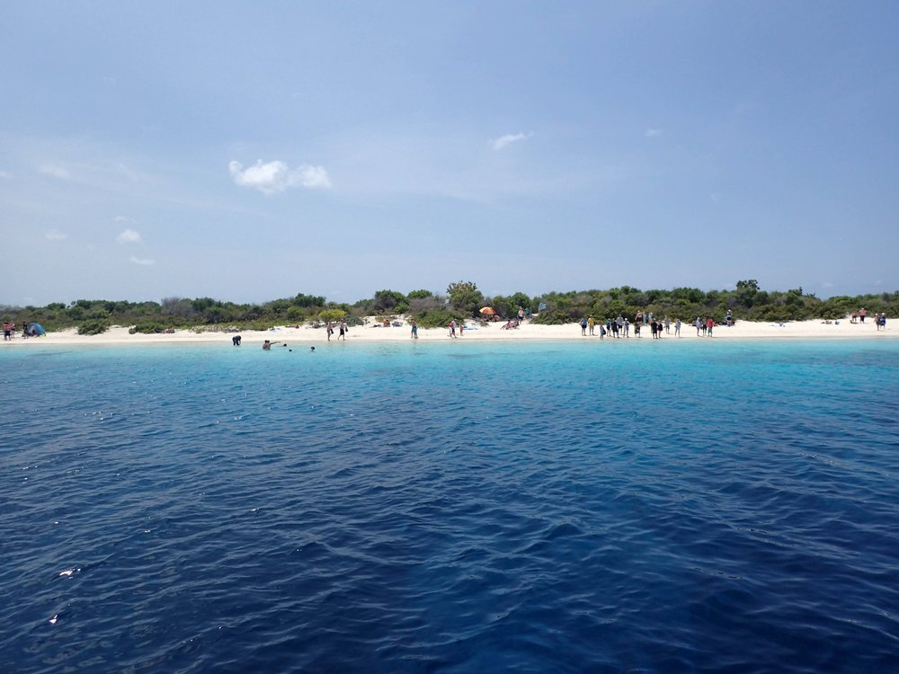 Bonaire's best beach.jpg
