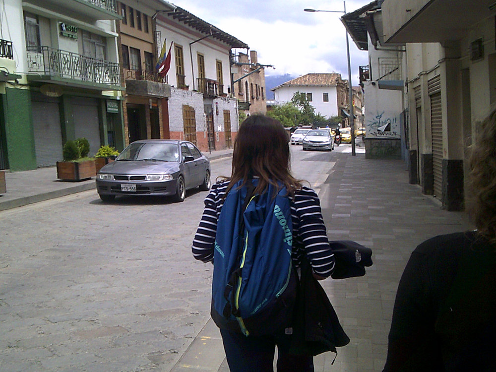 Marion and Anais in Cuenca.jpg