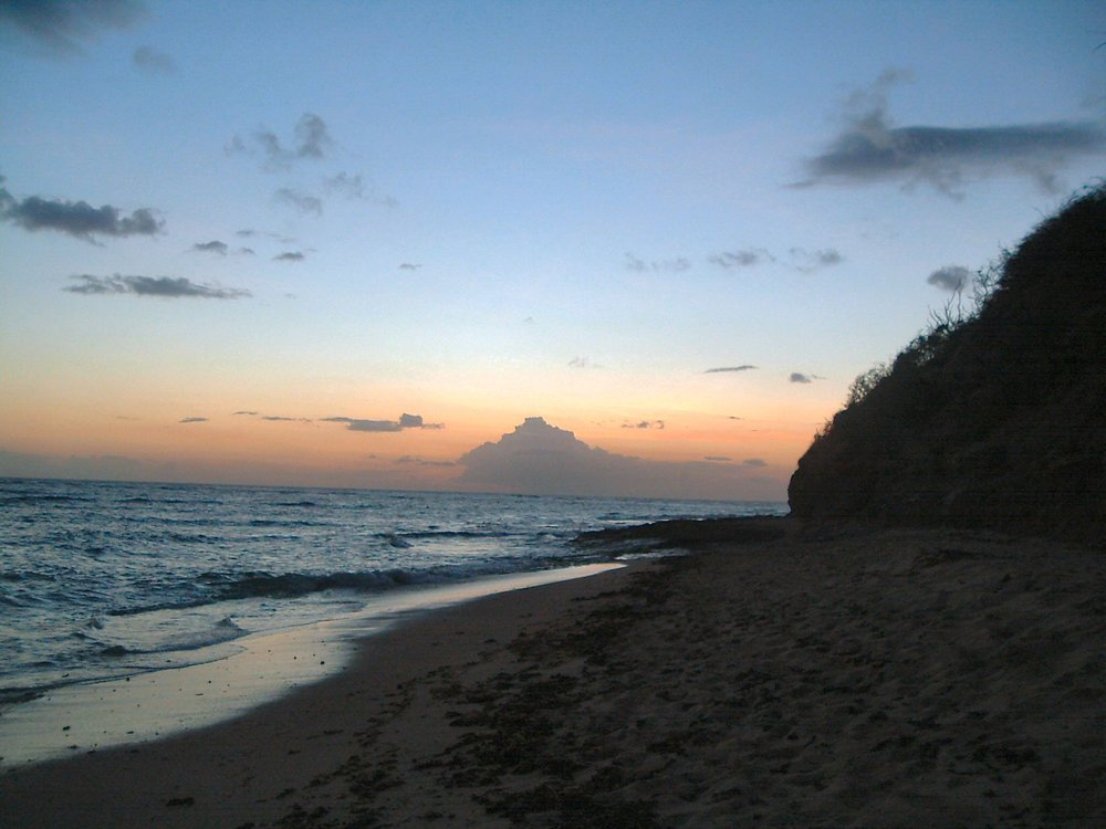 sunset at diamond head beach.jpg