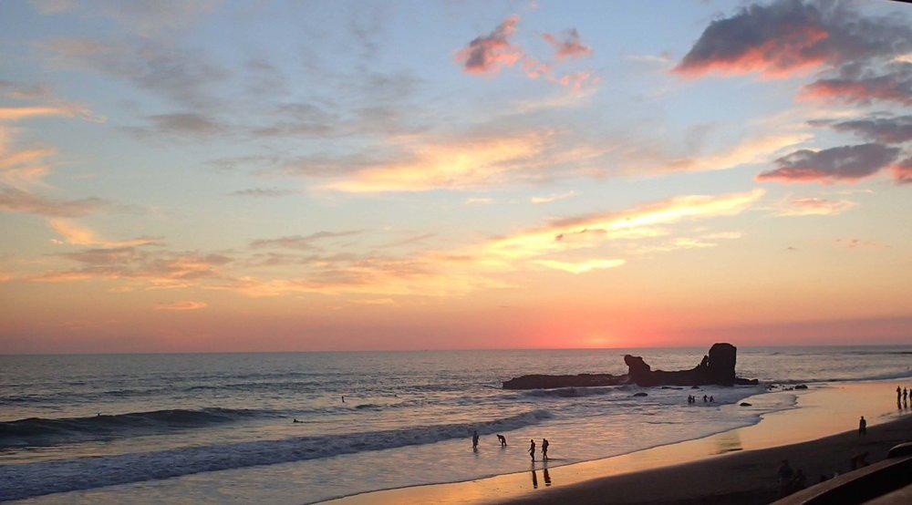 sunset at El Tunco.jpg