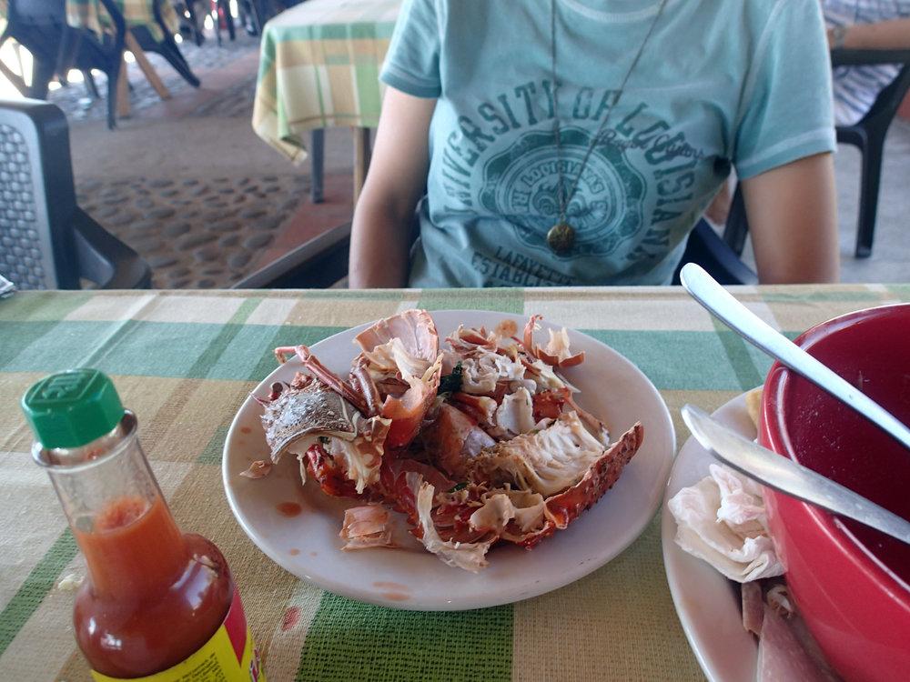 great meal at Roca Sunzal.jpg