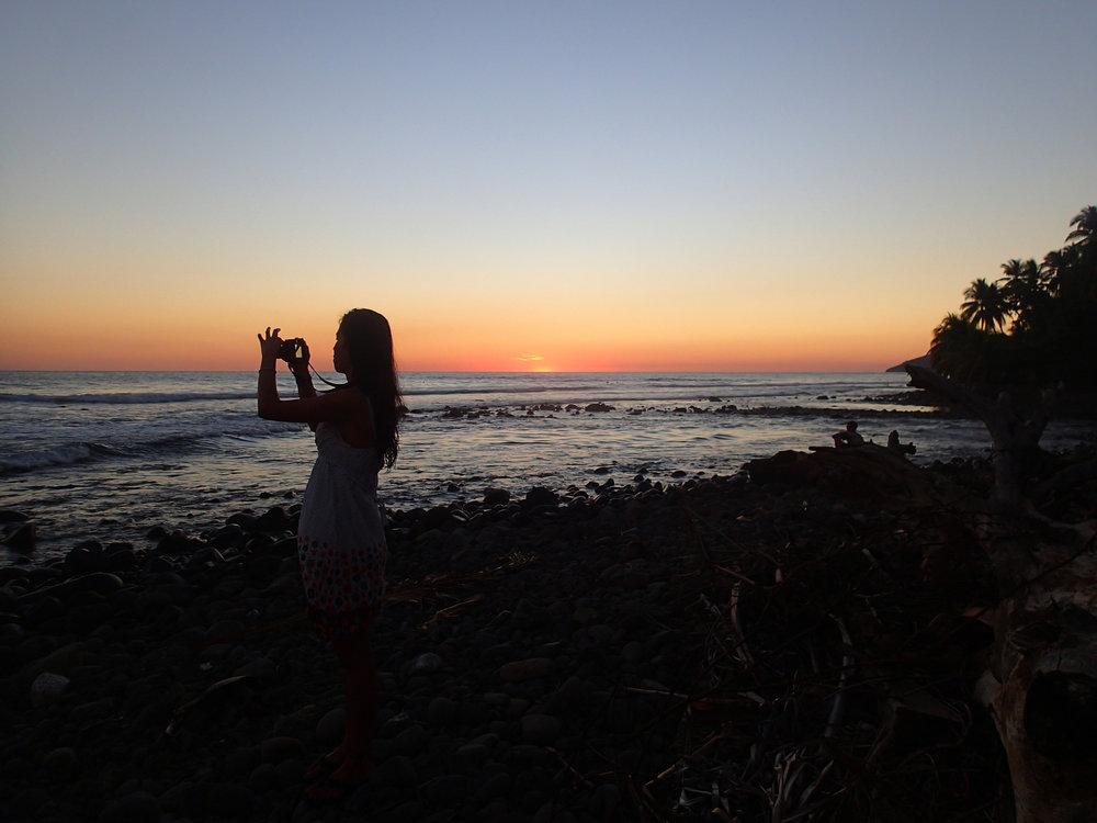 Pei-Ciao at sunset 12-8-14.jpg