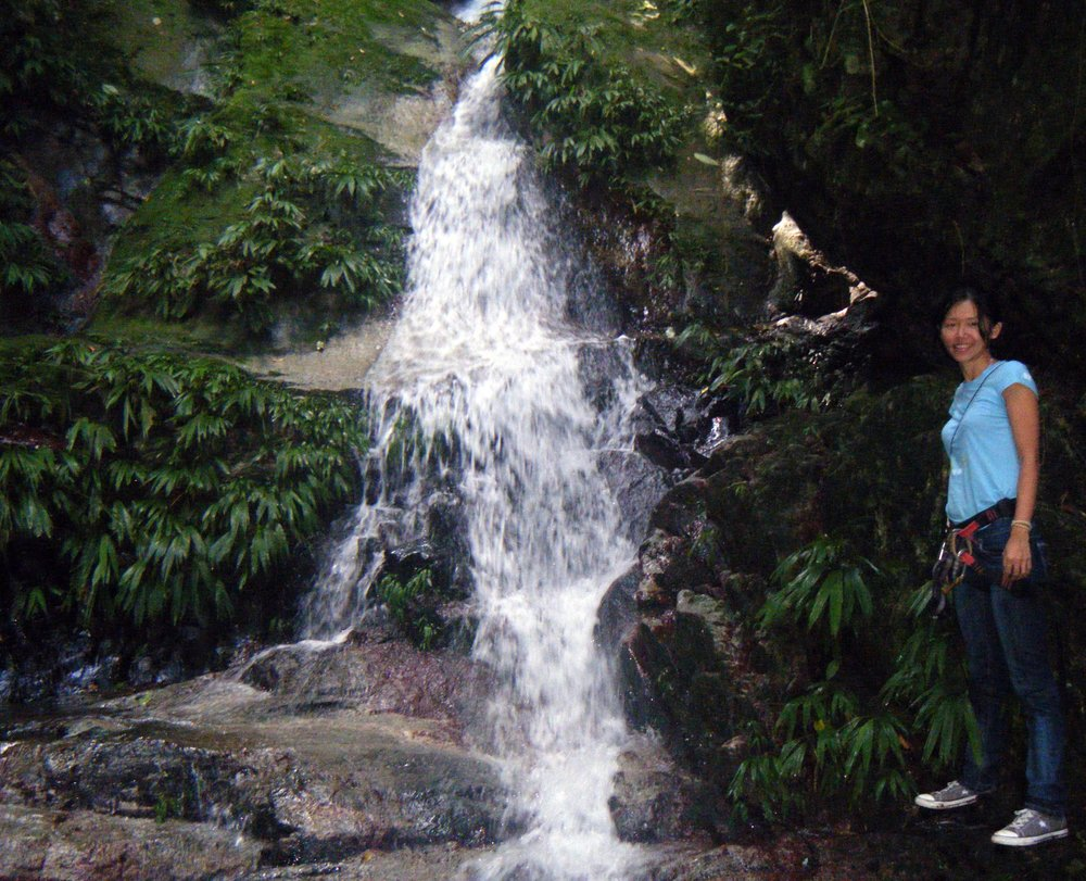 waterfall sun near La Ceiba.jpg
