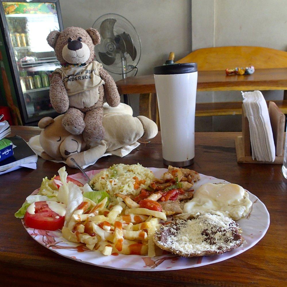 Bearbies and huge breakfast.jpg
