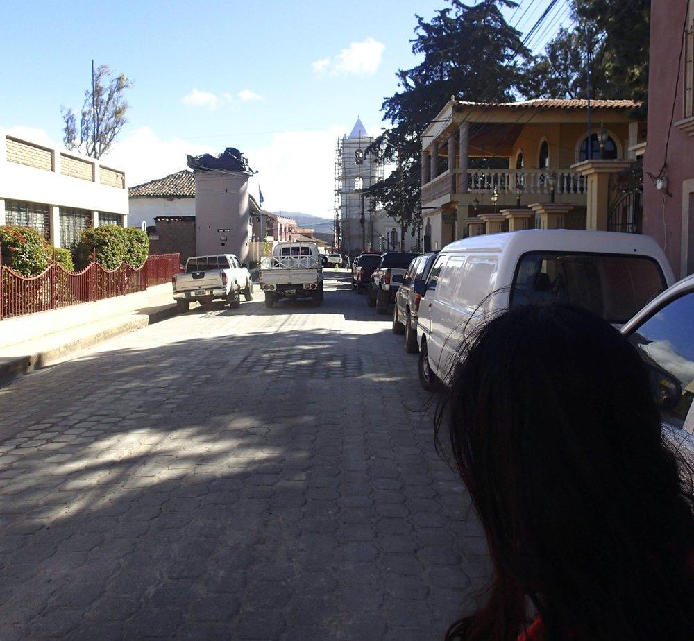 Pei-Ciao in La Esperanza.jpg
