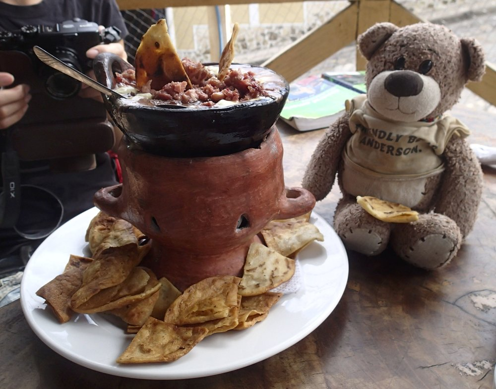 FBJ and bean fondue.jpg