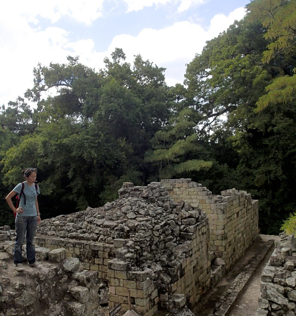 Pei-Ciao at the ruins.jpg