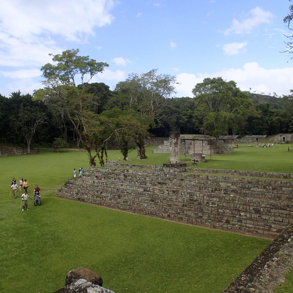The Mayan regions of Copan.jpg