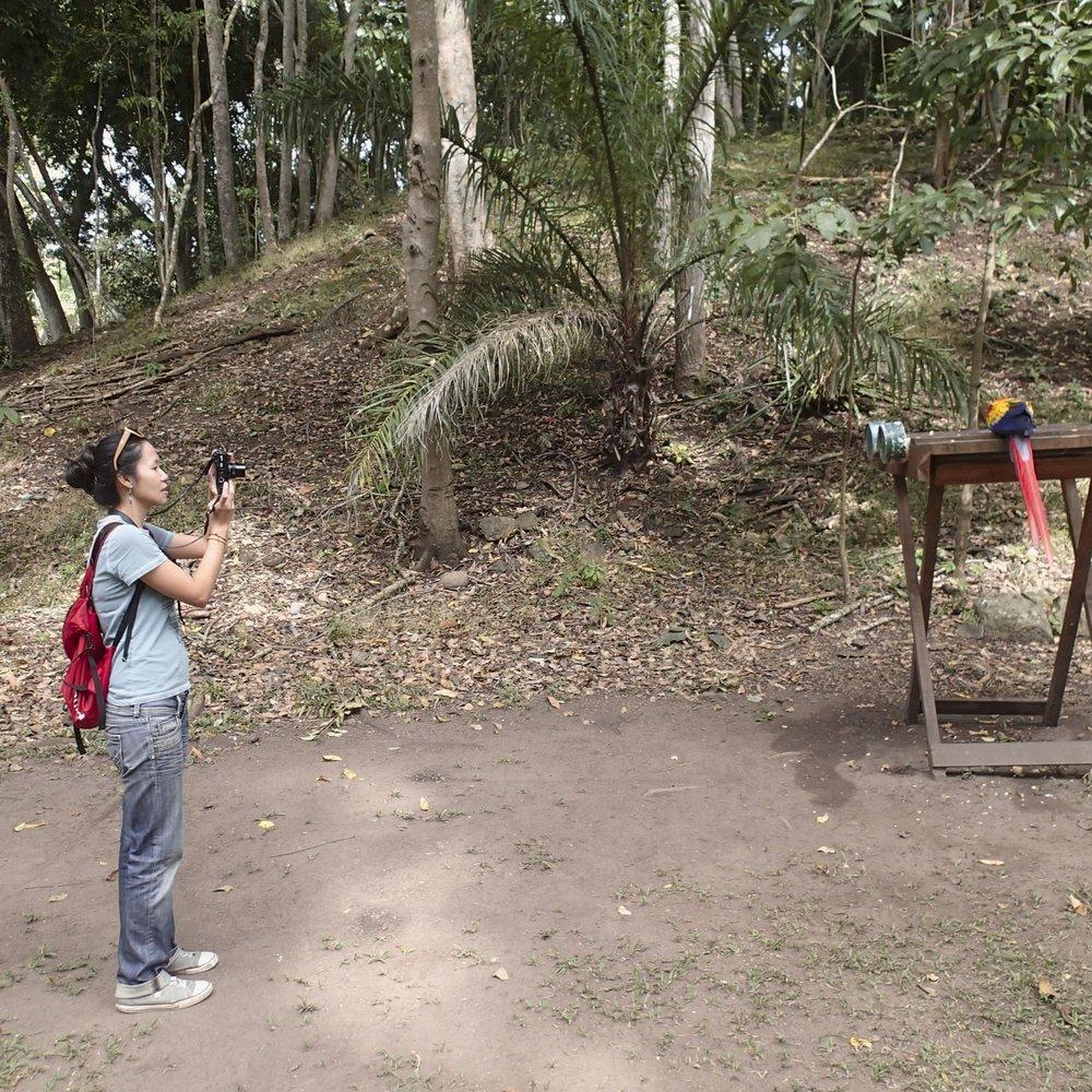Pei-Ciao and macaw.jpg