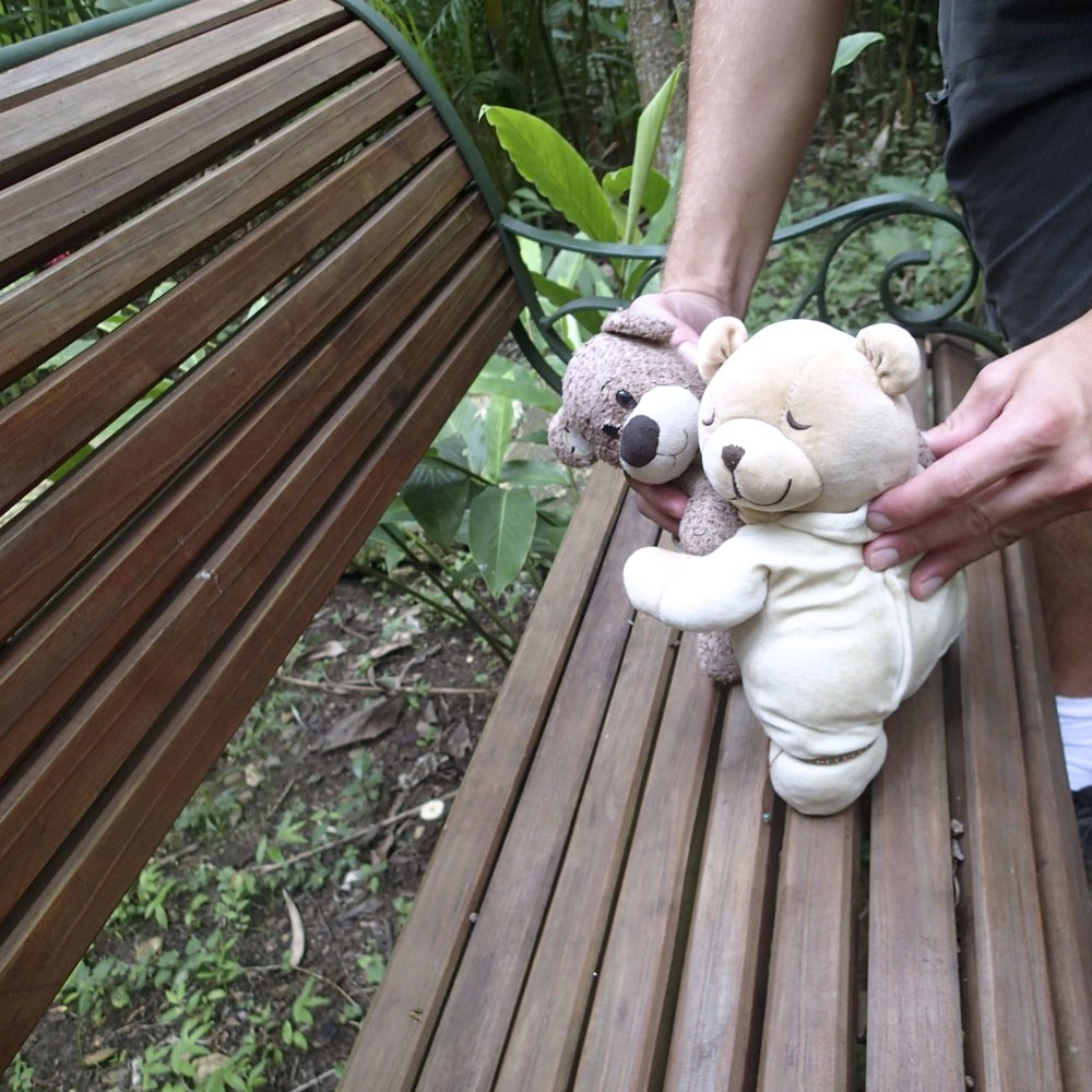 bearbies on bench.jpg