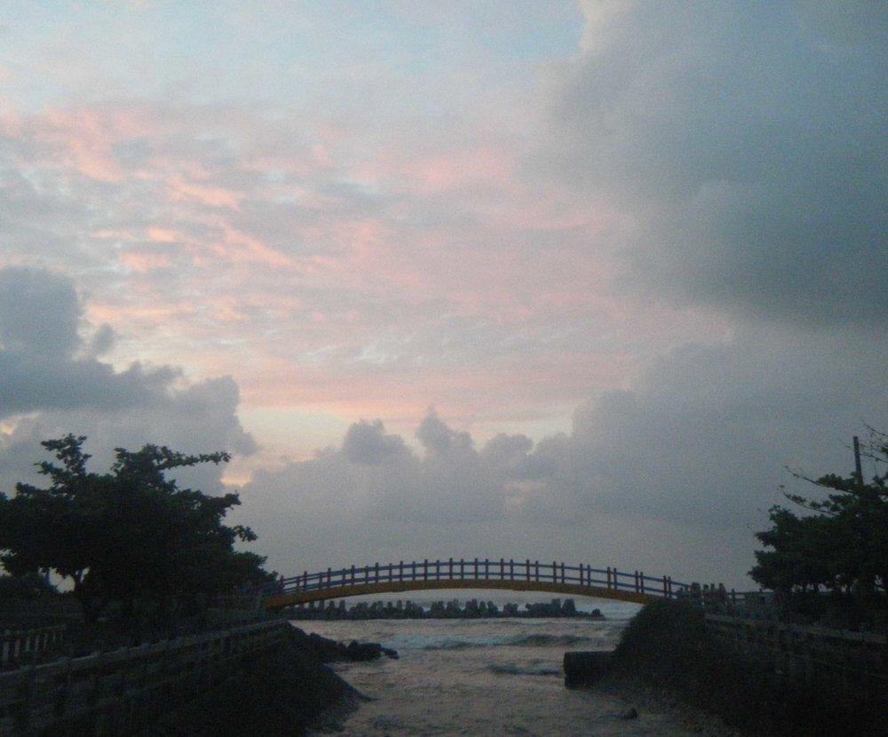 Houwan sunset 10-23-10.jpg