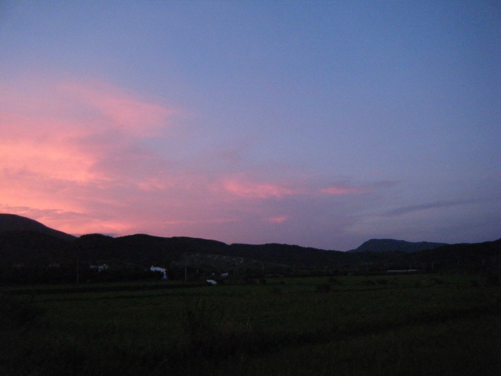 sunset near Manjhou.jpg