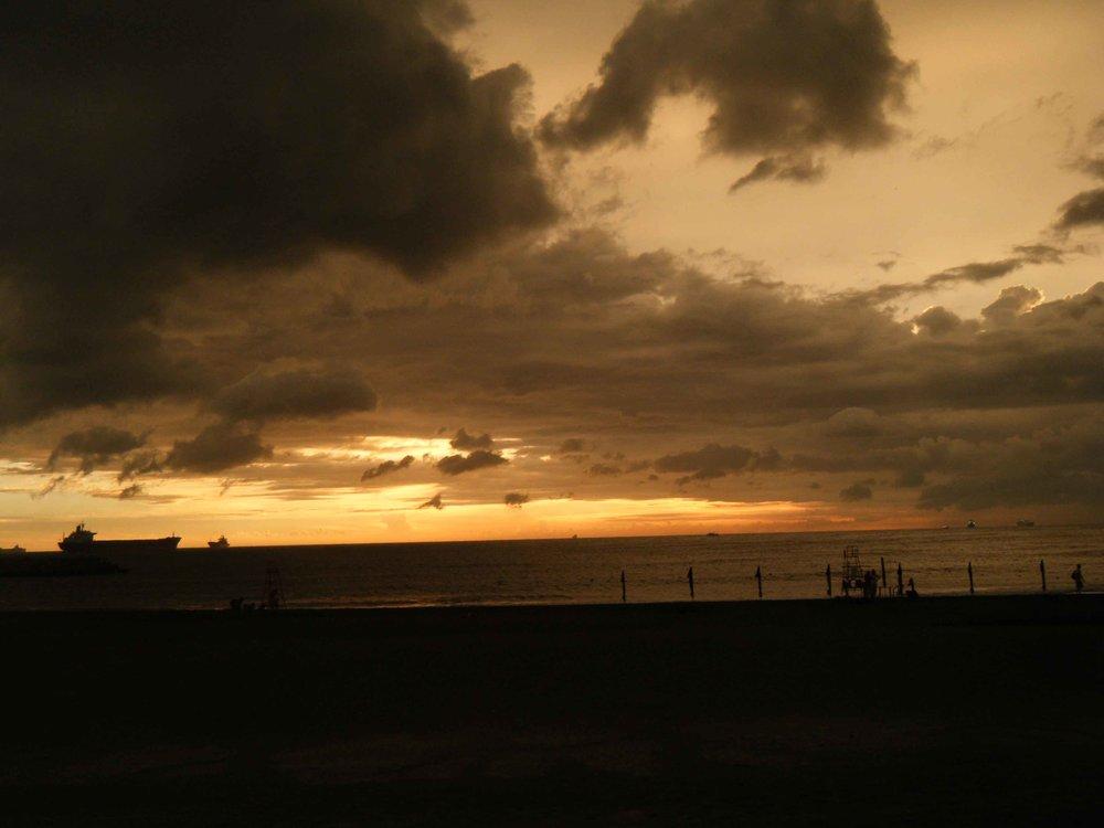 sunset from Sizishwan beach.jpg