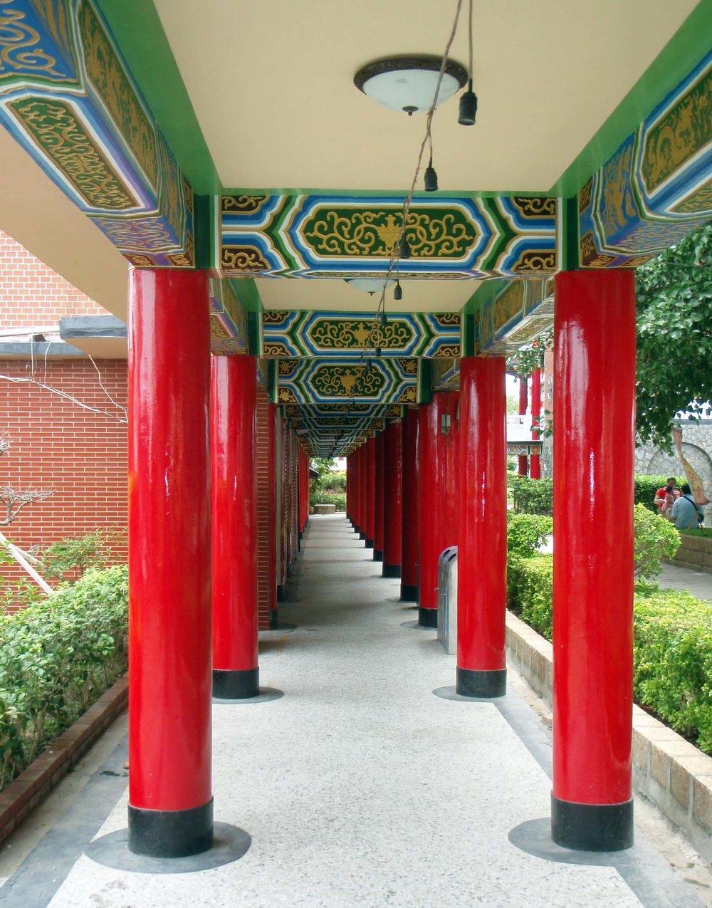 Baguashan corridor.jpg