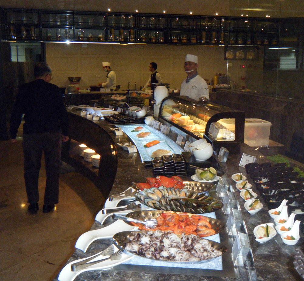 seafood feast at Lee's Restaurant.jpg