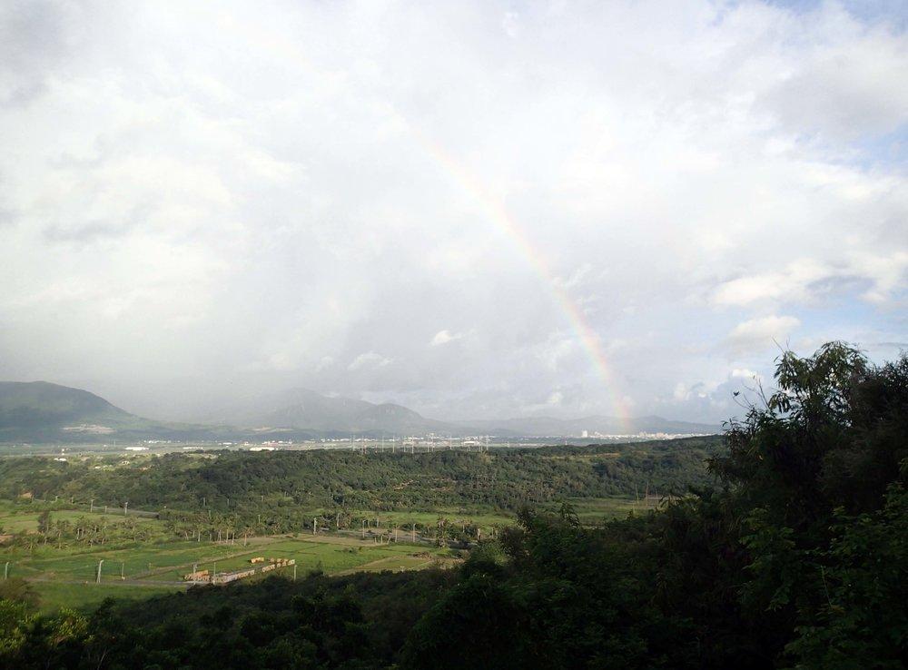 rainbow over Hengchun plain.jpg