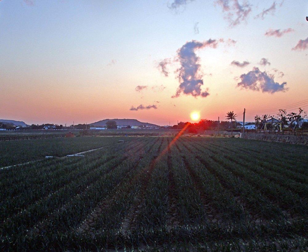 sunset over Gueishan.jpg