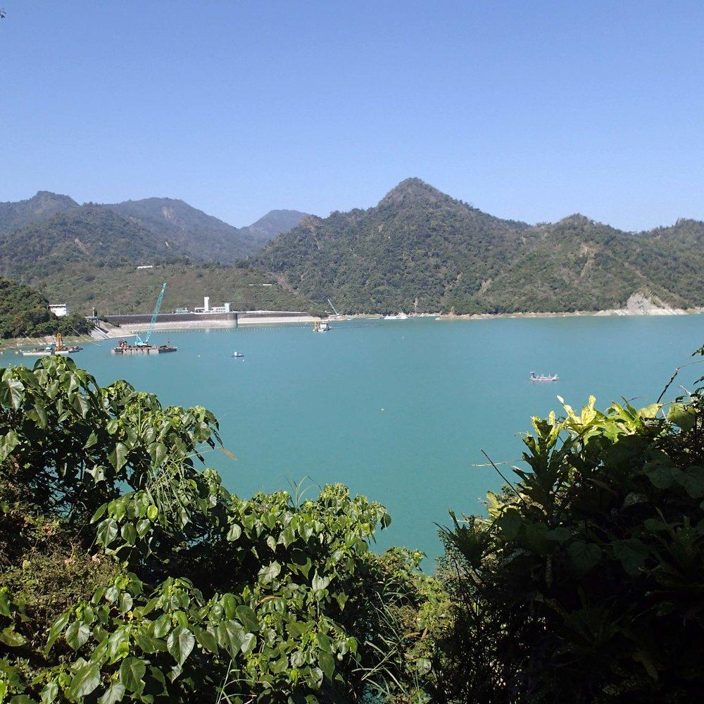 biggest reservoir in Taiwan.jpg