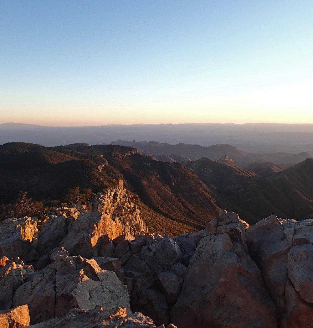 sunset on Emory Peak.jpg