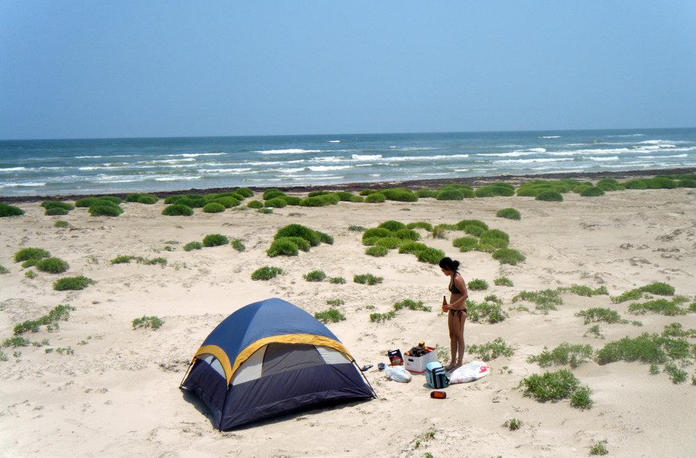 beach camping at North Padre Island.jpg