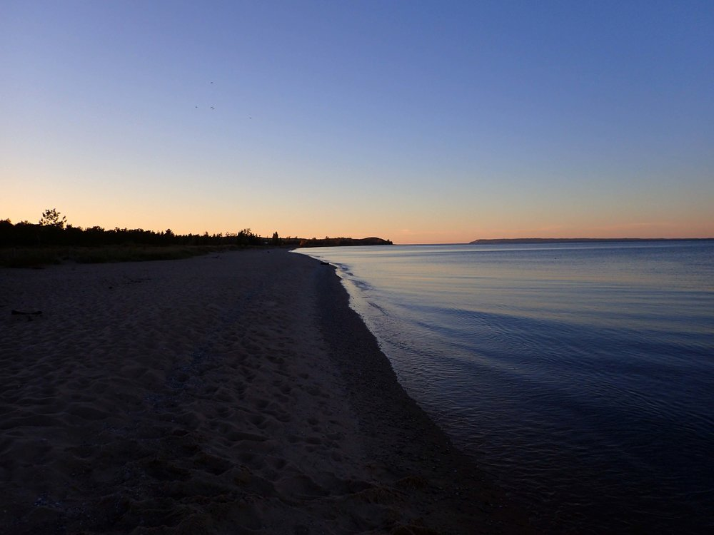 first sunset at Sleeping Bear.jpg