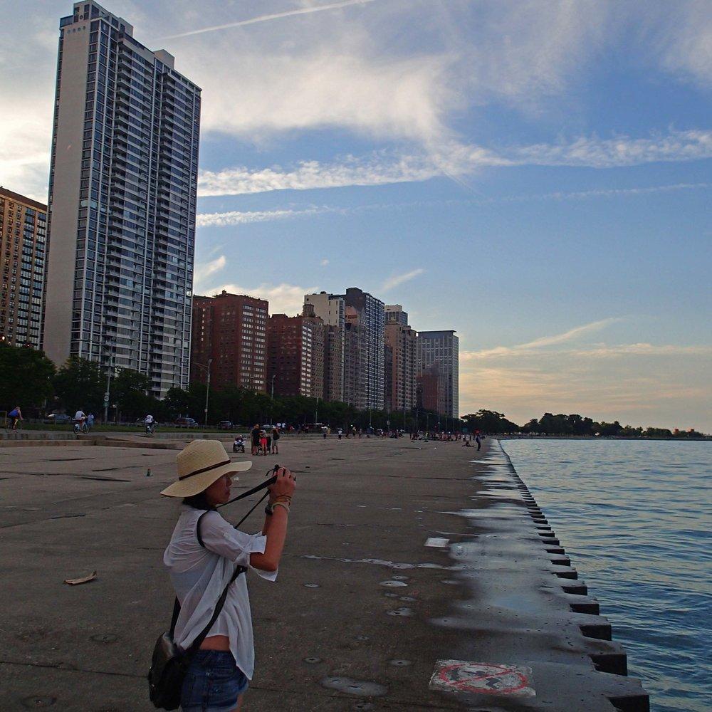 Ciao at the lakeshore.jpg