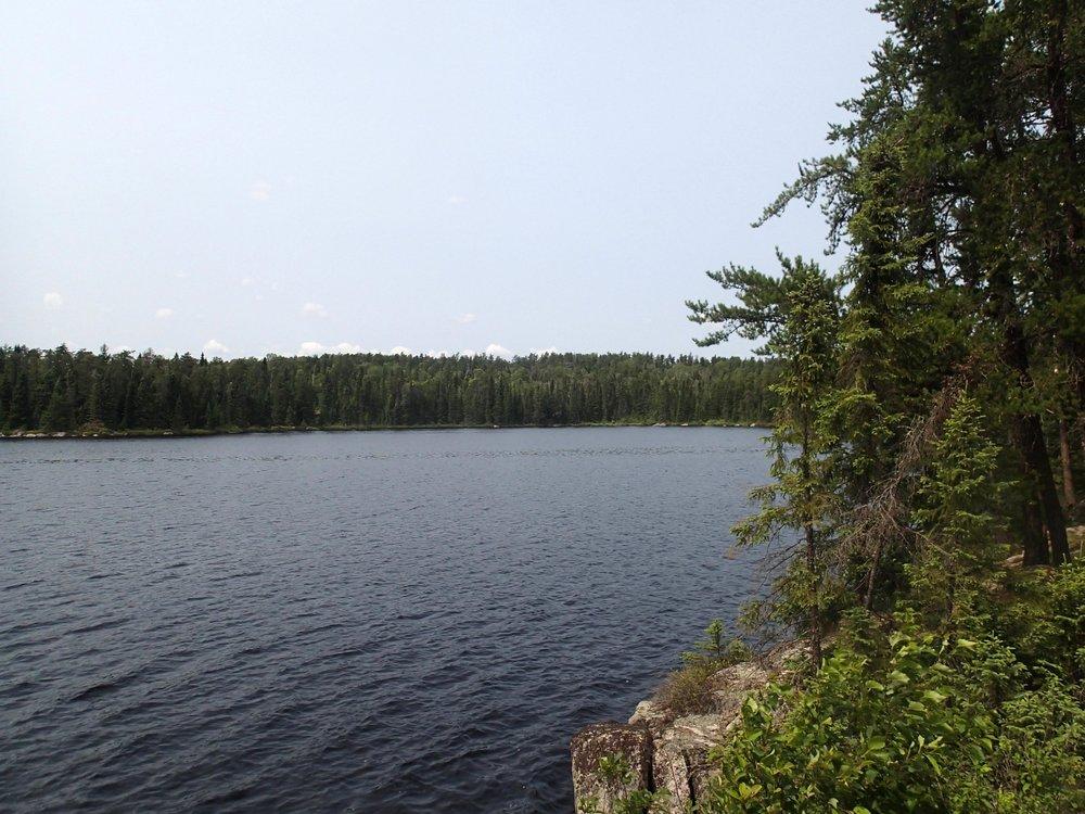 pushing to Iron Lake.jpg