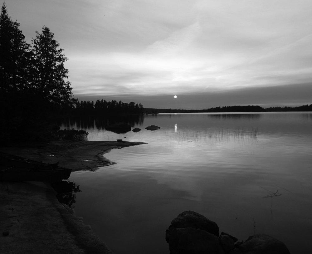 second sunset at Iron Lake.jpg