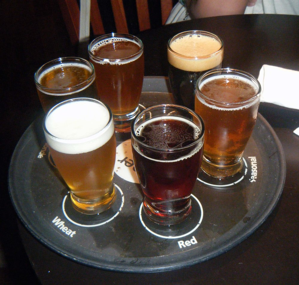 Southend Brewery sampler.jpg