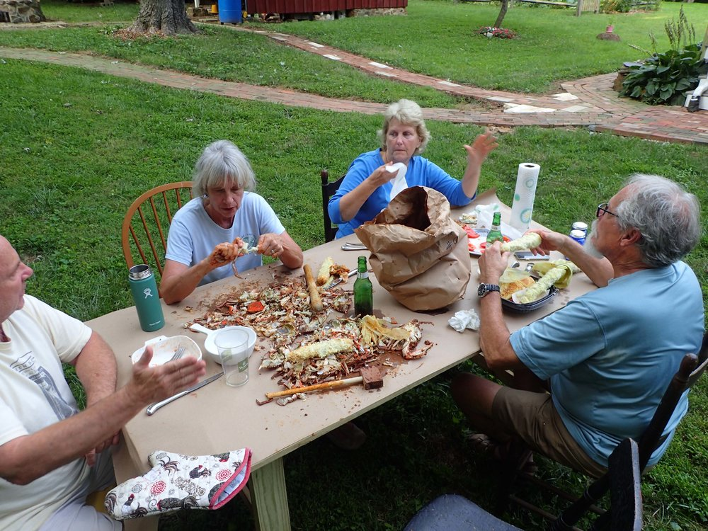 crab feast at George's.jpg