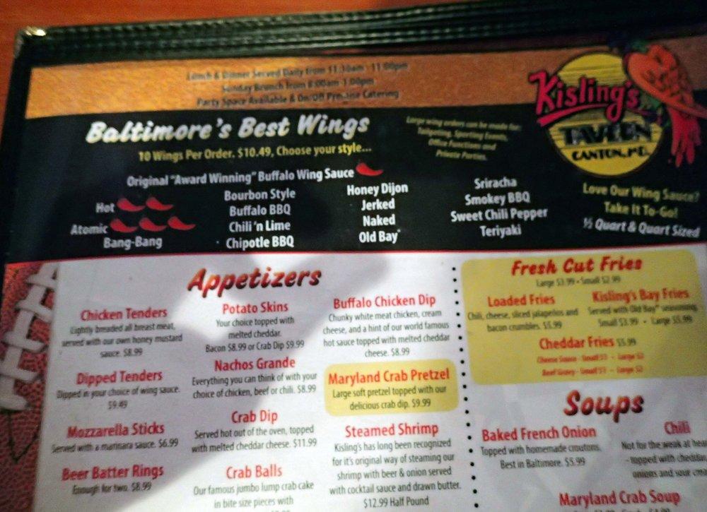 Kisling's menu.jpg