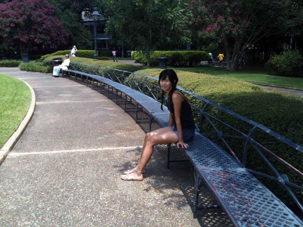 cutie in the park.jpg