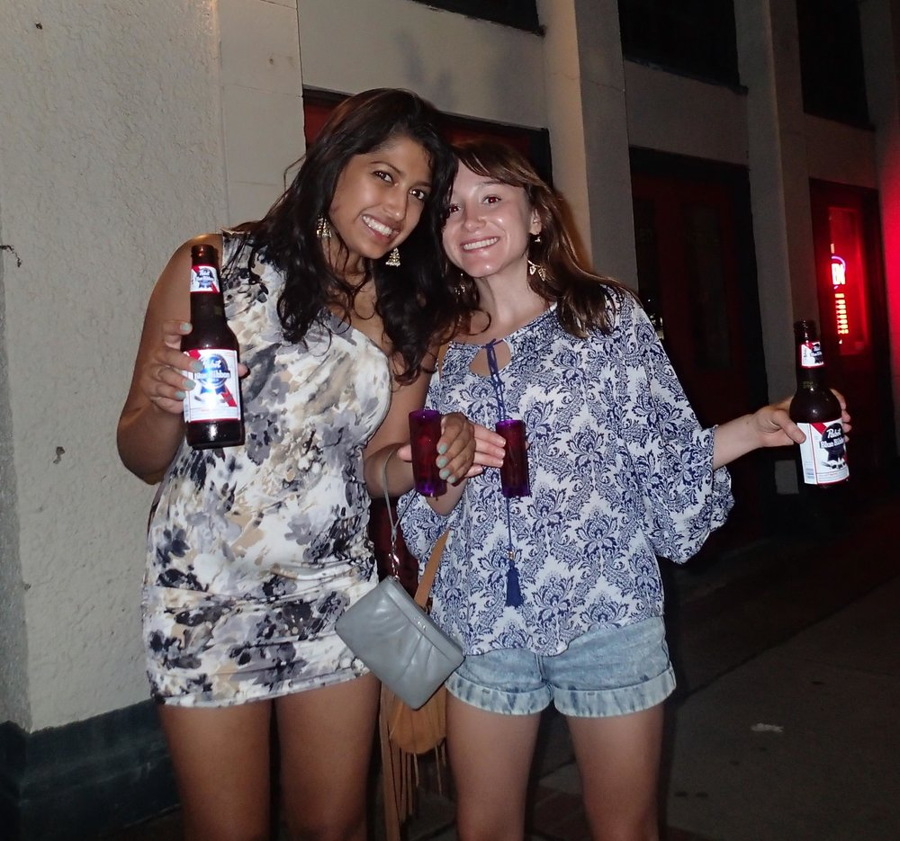 Lisha and Ashley at Little Tokyo.jpg
