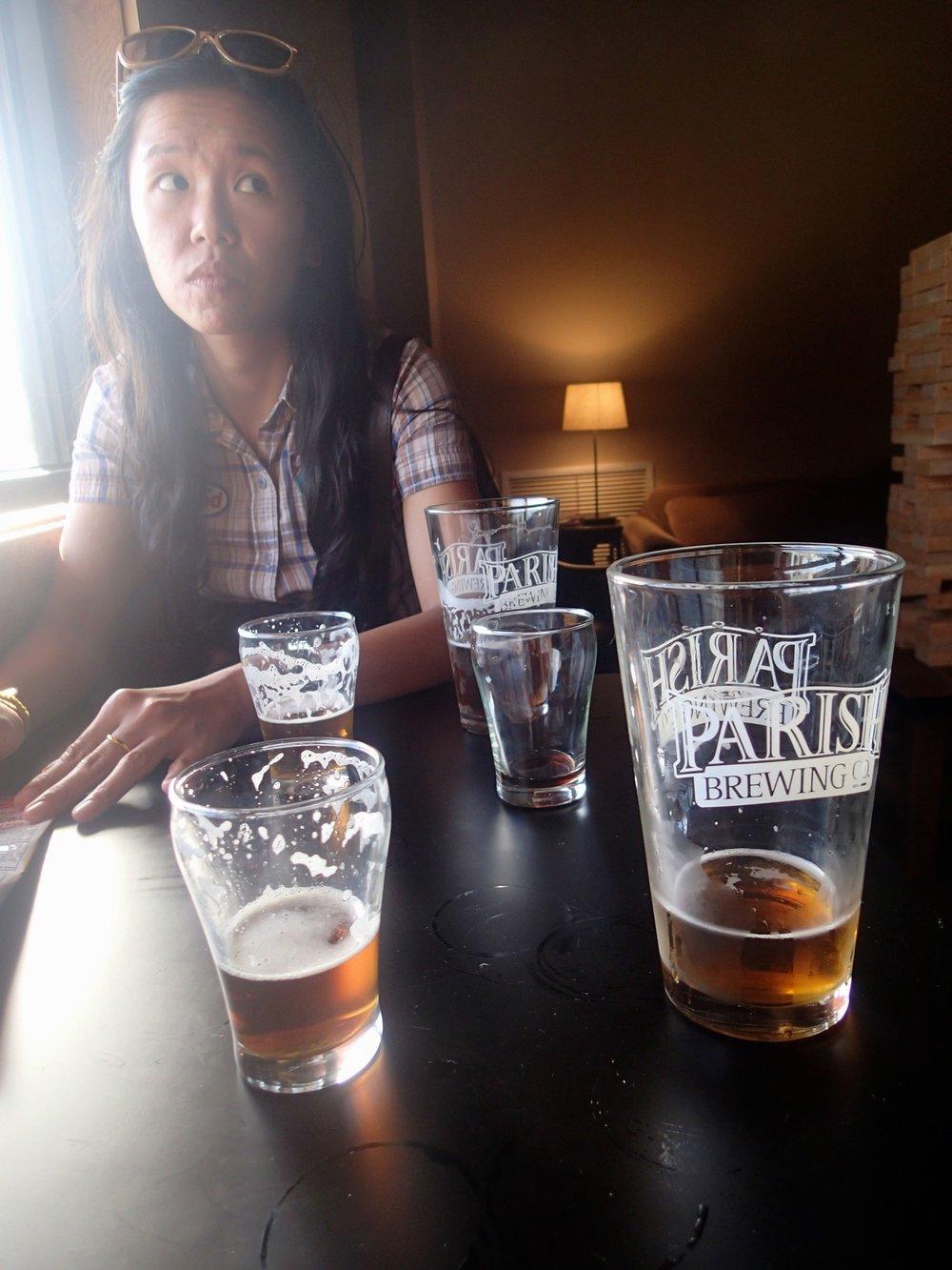 Sun at Parish Brewery.jpg