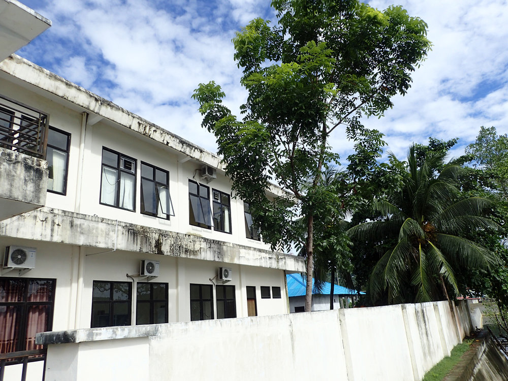Pattimura University marine research institute.jpg