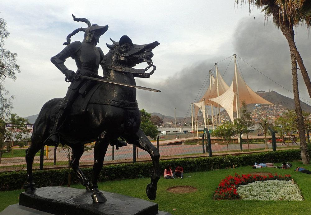 fake Pizarro statue.jpg