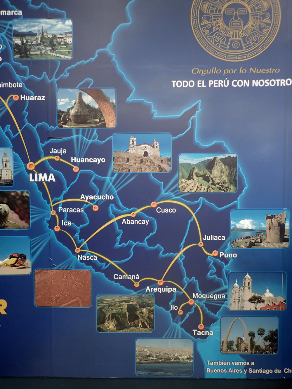 Cruz del Sur route map.jpg