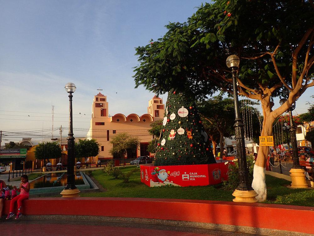Nazca Plaza de Armas.jpg