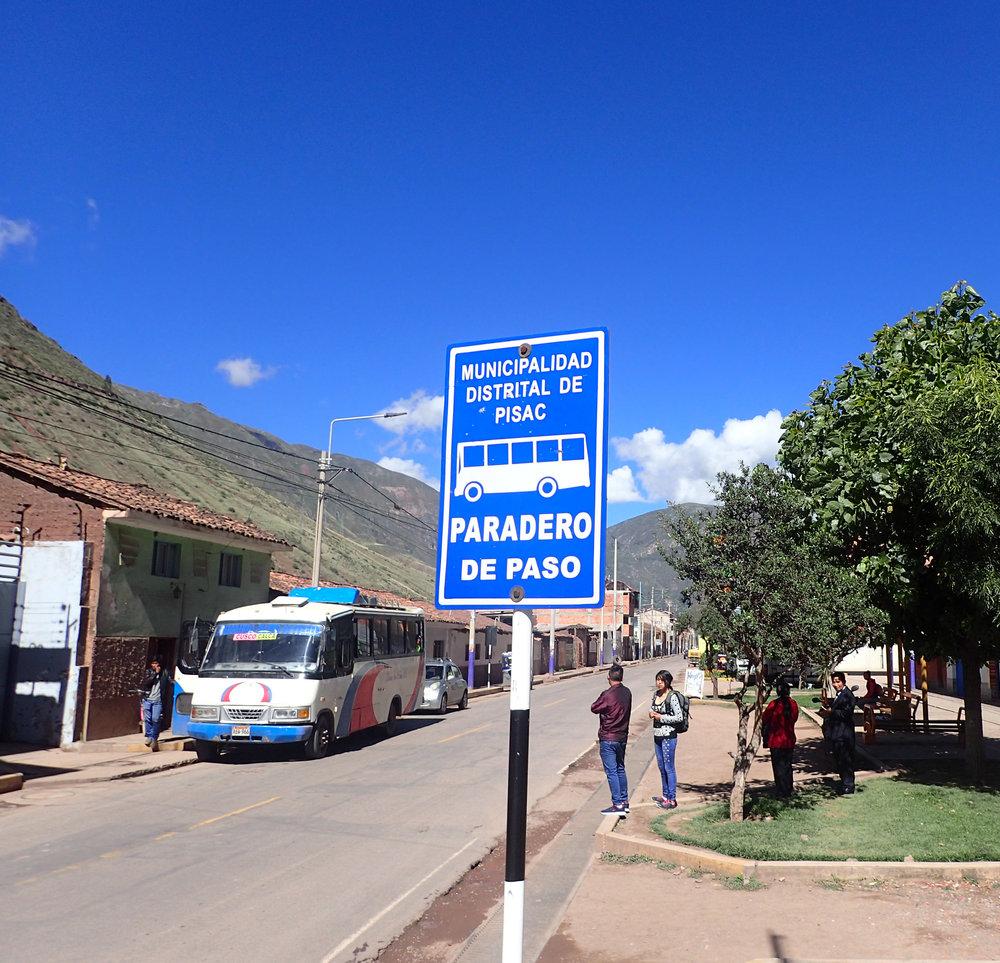 Pisac bus stop.jpg