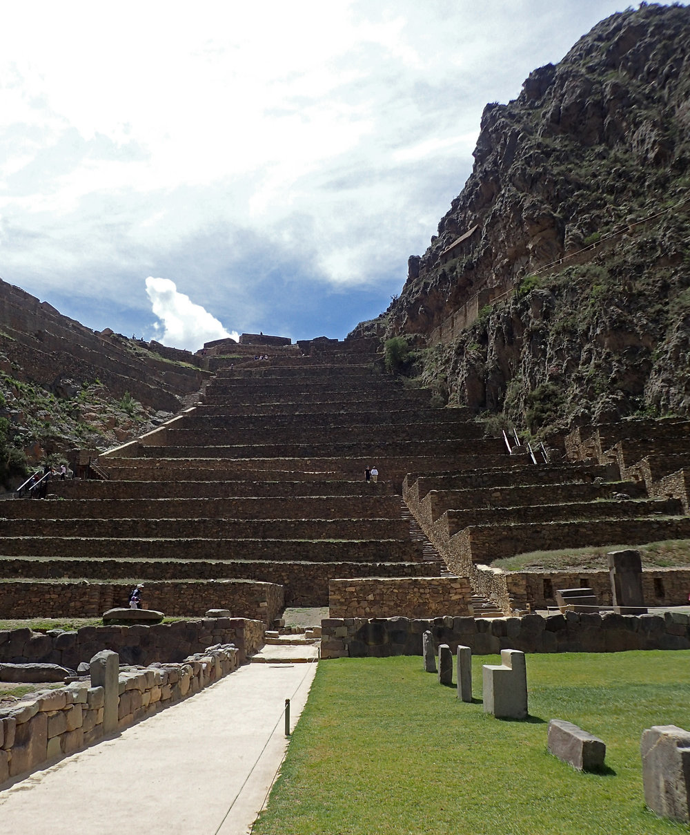 ancient ruins of Ollantaytambo.jpg
