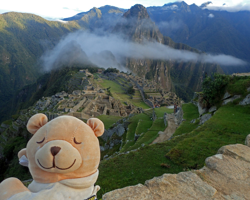 Sir Snugglesworth at Machu Picchu.jpg