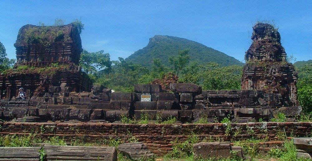 my son ruins vietnam.JPG