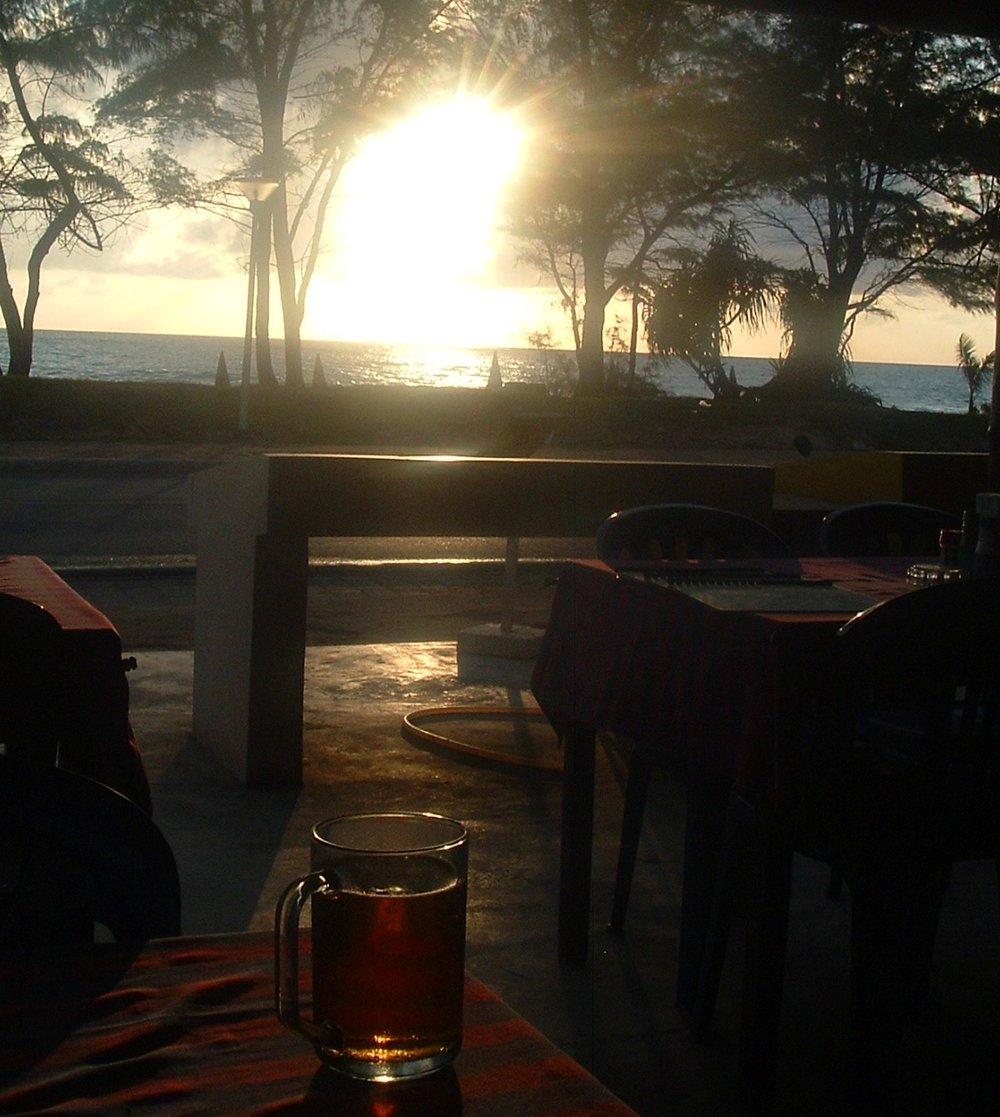 sunset beer.JPG