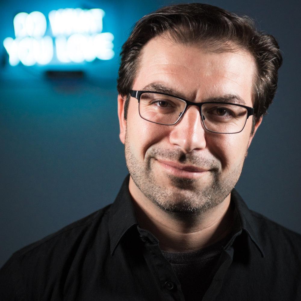 Steve 'Bogo' Boghossian | Lead Editor / Director