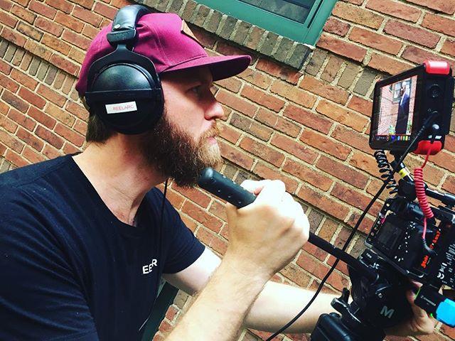Such intense. So focus. Much dedicate. ⠀ .⠀ .⠀ .⠀ .⠀ #nycactor #indieactor #actorhustle #productionlife #moviemaking #newtalents #reelarc #onset #filmshoot#actors #filmshoot #filmcrew #madeinny #setlife #NYFilmakkers #behindthescenes #production #productionlife #indiefilm #photooftheday #cinematography #cinema #filmfestival #shortfilm #shortfilms #shoot #tripod #🎥 @stevencschmidt @guychache @david_levine_nyc @peterbarkouras @peterthestray