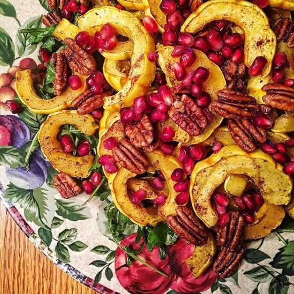 Simple and delish side dish to lighten up your holiday meal.