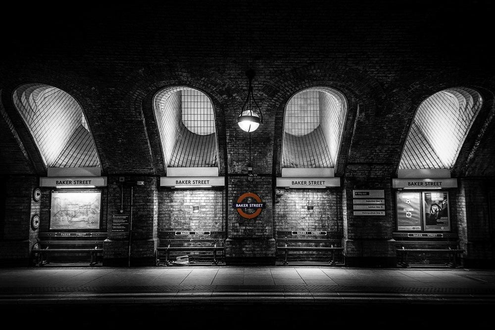 London Street & architecure - workshop