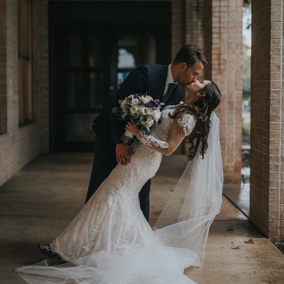 austin wedding hair